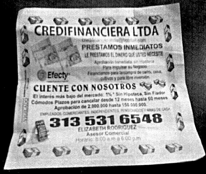 Volante Credifinanciera Ltda